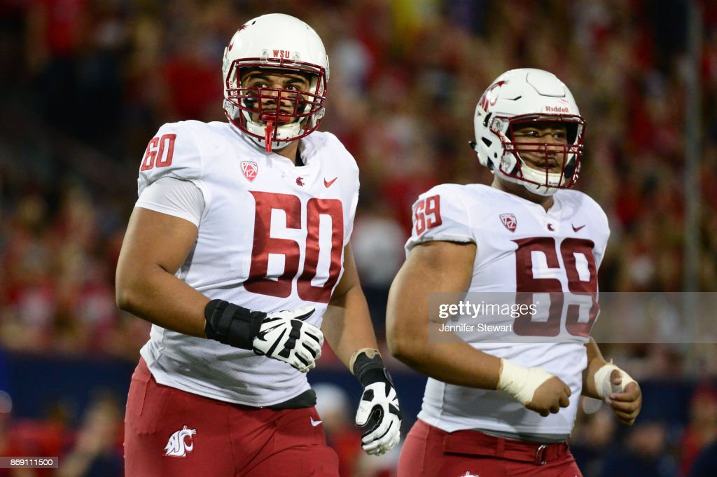 Washington State v Arizona : News Photo