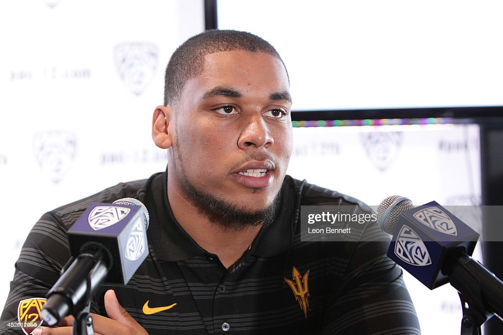 PAC 12 Media Day