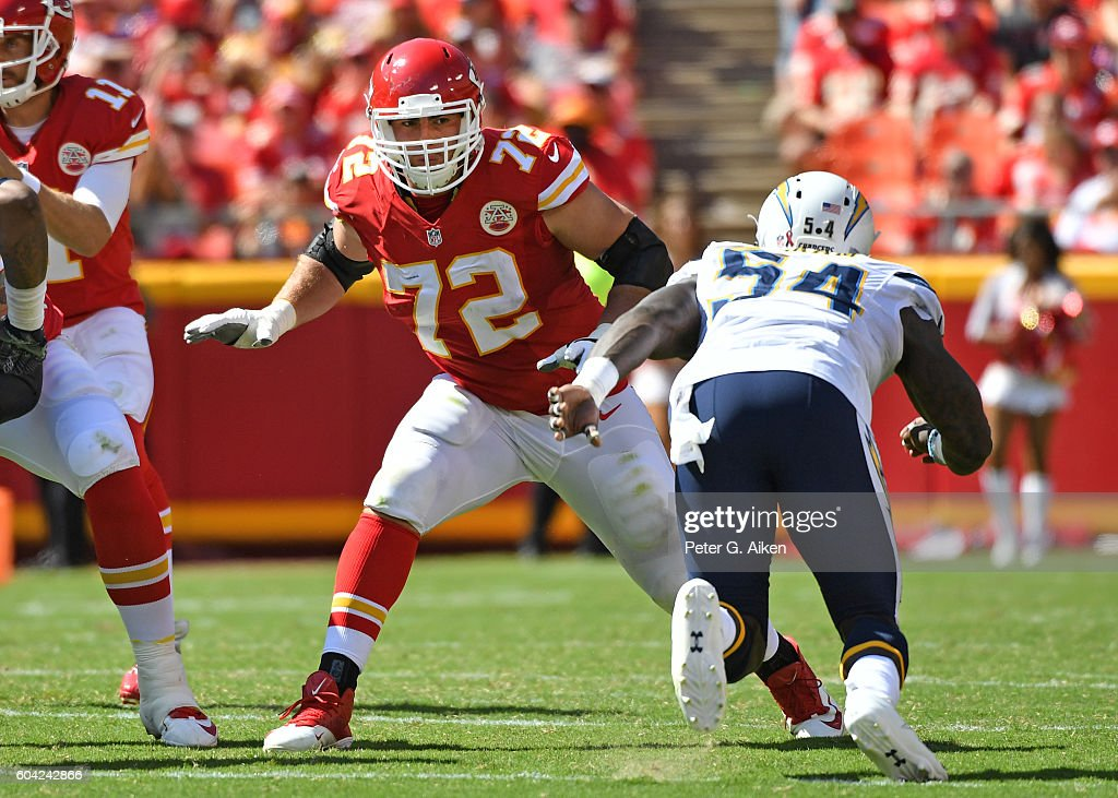 San Diego Chargers v Kansas City Chiefs