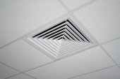 Office air conditioning vent