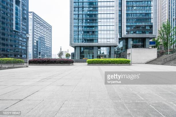 office area,parking lot - business community stock pictures, royalty-free photos & images
