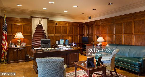 Office at the Robert A Grant Federal Building US Courthouse South Bend Indiana