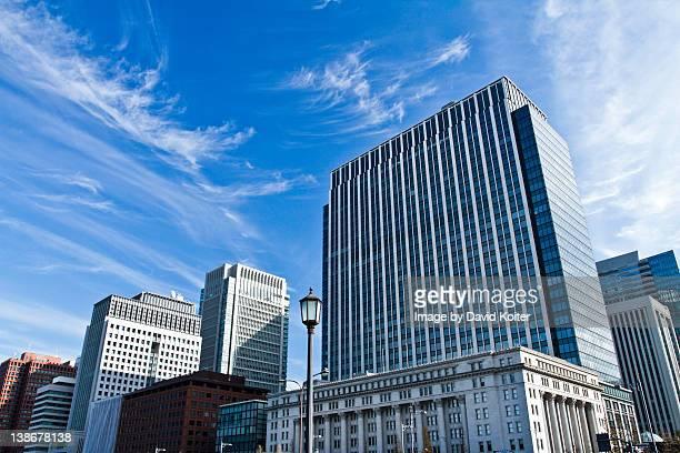 Office Buidlings in Tokyo