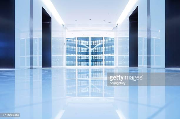 Büro-Lobby