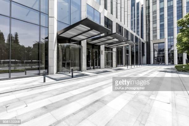 Office buildings Architectural details