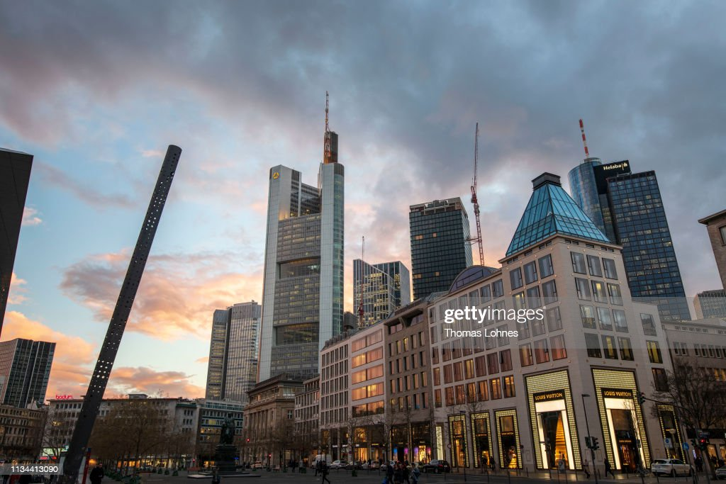 DEU: Frankfurt Financial District
