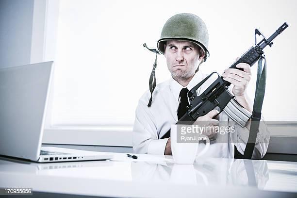 Escritório Commando