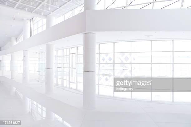 Büro-Korridor