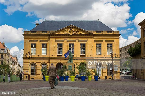 office de tourisme de metz - lorraine stock pictures, royalty-free photos & images