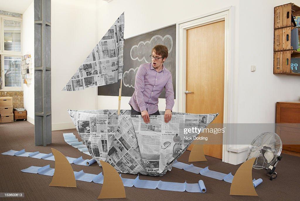 Office Escapism 08 : Stock Photo