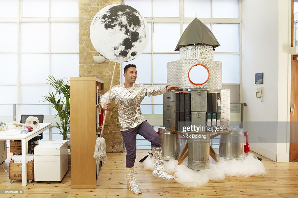 Office Escapism 23 : Stock Photo