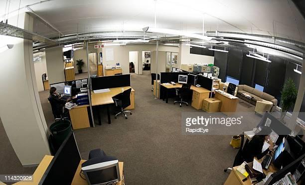Office fisheye