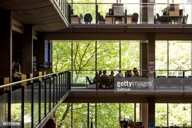 office floor on level two - the bigger picture stock pictures, royalty-free photos & images