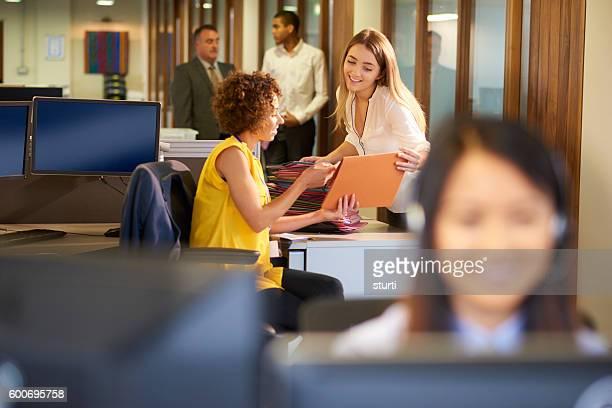 office junior
