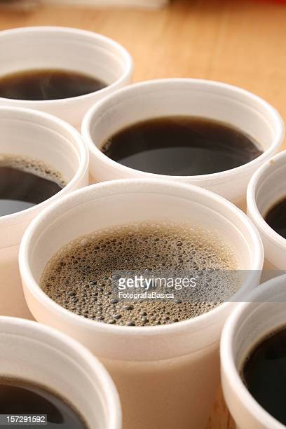 Office meeting coffee