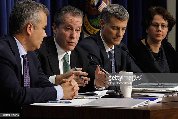 Office of Management and Budget Acting Director Jeffrey Zients National Economic Council Director Gene Sperling Council of Economic Advisers Chairman...