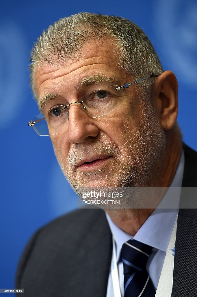 Office of the high commissioner for human rights chief of the news photo getty images - Office of the commissioner for human rights ...