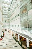 Office Park - Lobby