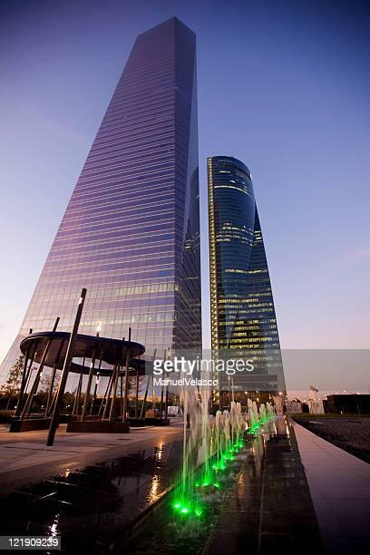 CTBA office park, Madrid - XXXL