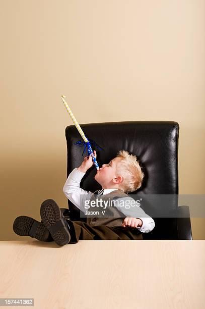 Fête au bureau Boss