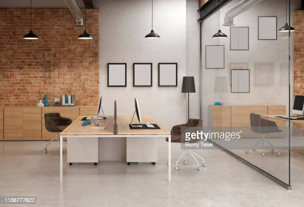 office - no people stock pictures, royalty-free photos & images