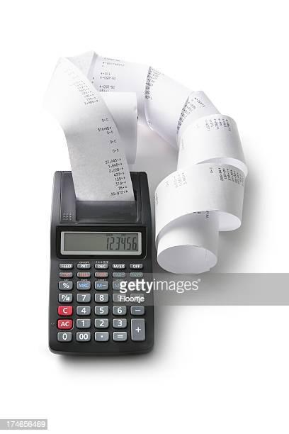 Office: Printing Calculator
