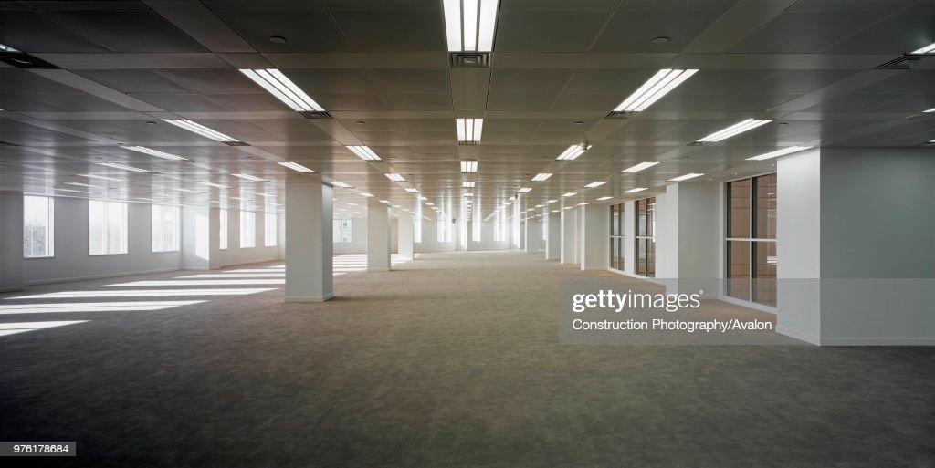 Office Refurbishment Interior.