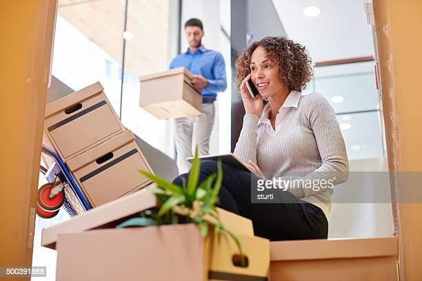 Büro Umzug