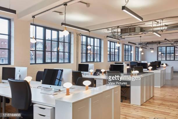 Office space at Tala Studios Tala Studios London United Kingdom Architect Archer Architects 2018