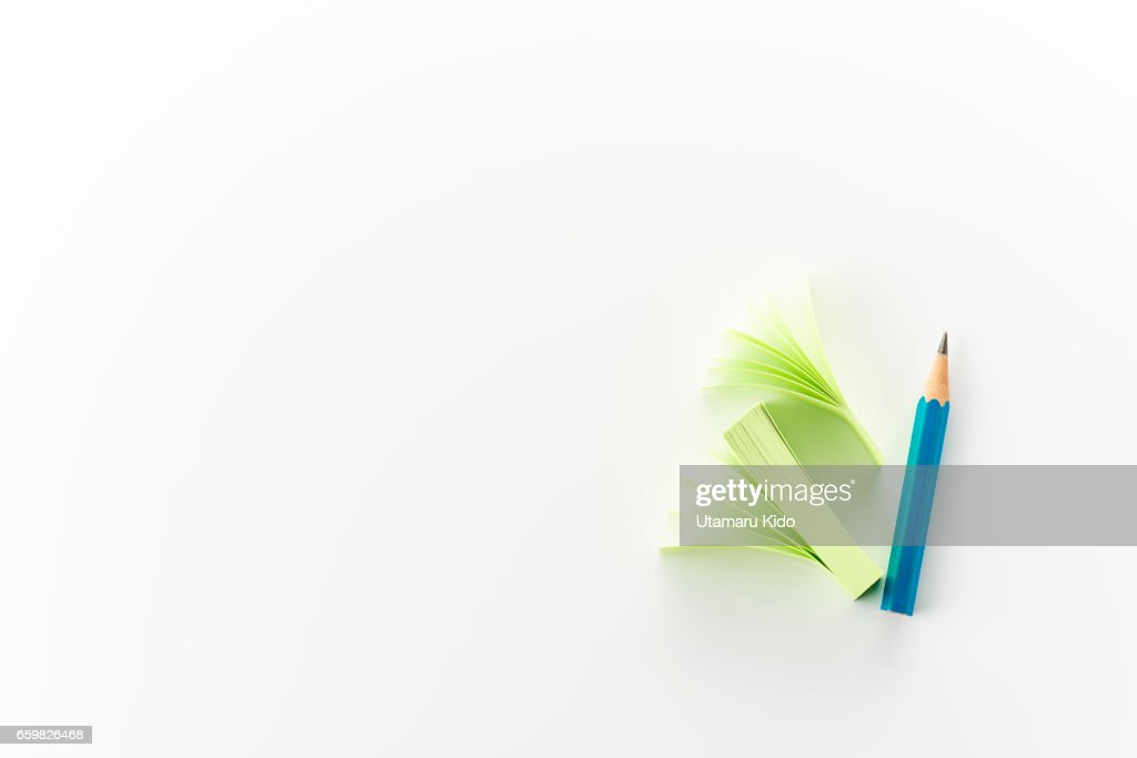 Office supplies. : Stock Photo