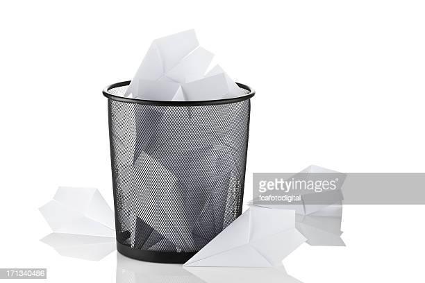 Büro Müll Bin