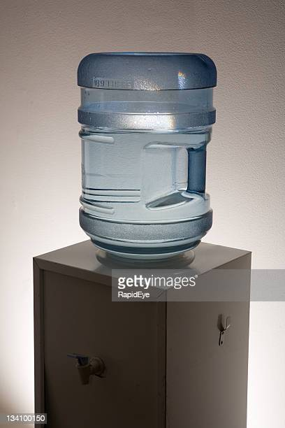 office water-cooler - water cooler stock photos and pictures