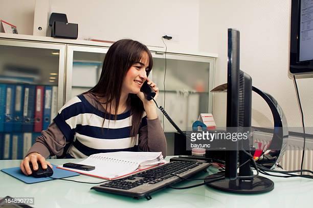 Employé de bureau