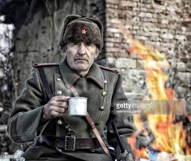 WWII  Officer - Eastern Front