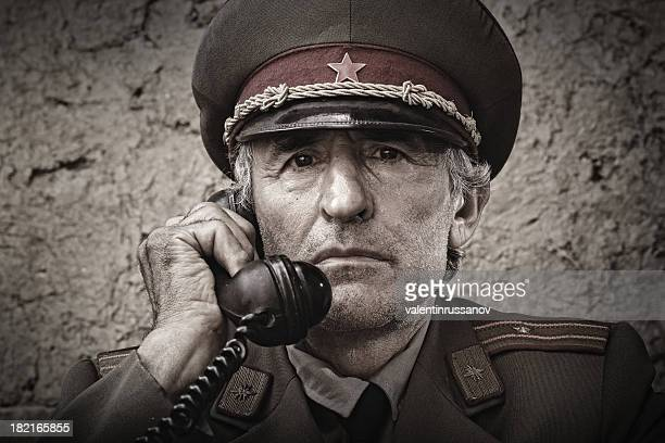 wwii  officer - eastern front world war ii stock photos and pictures