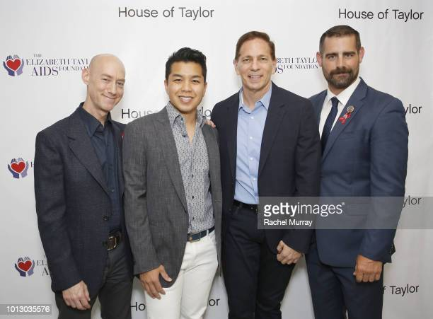 ETAF Officer Tim Mendelson The Agency Real Estate's Daniel Lam Neuman and Associates's Harley Neuman and PA State Representative and CoHost Brian...