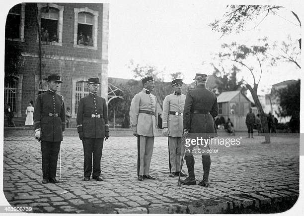 Officers of the French Foreign Legion Syria 20th century The French Foreign Legion was established in 1831 as an elite unit of foreign volunteers The...