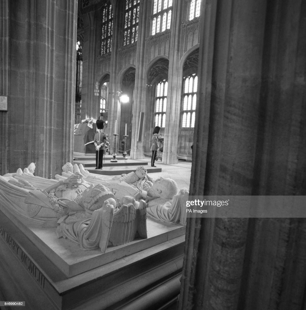 Royalty - Duke of Windsor Death - Windsor : Nieuwsfoto's