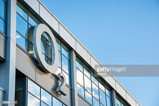 o2 oficinas, glasgow - theasis fotografías e imágenes de stock