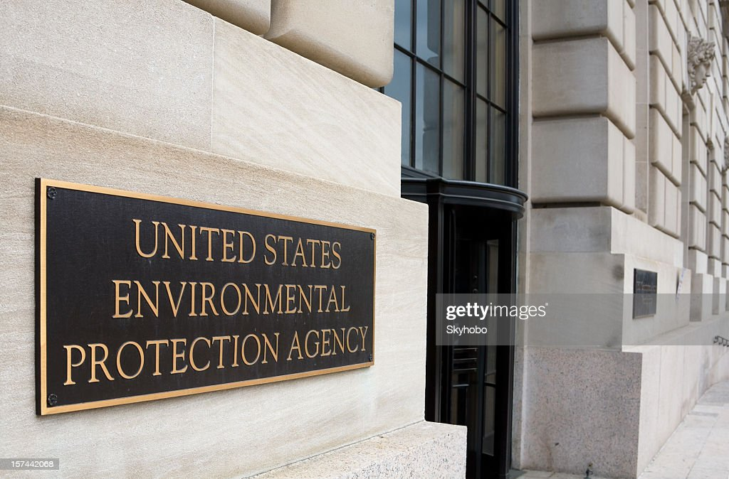 EPA Offices, Washington DC : Stock Photo