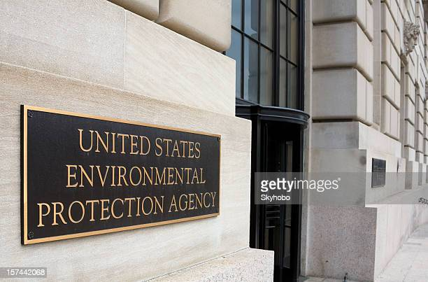 epa offices, washington dc - environmental protection agency stock photos and pictures