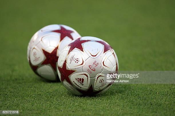 Official Adidas UEFA Champions League Final 2009 match ball