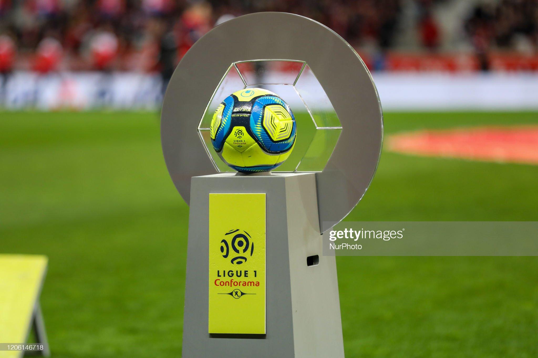 Ligue 1 : ニュース写真