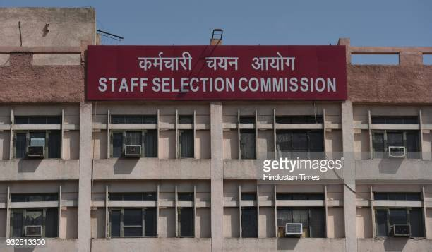 Official building at CGO Complex in New Delhi India on Thursday March 15 2018