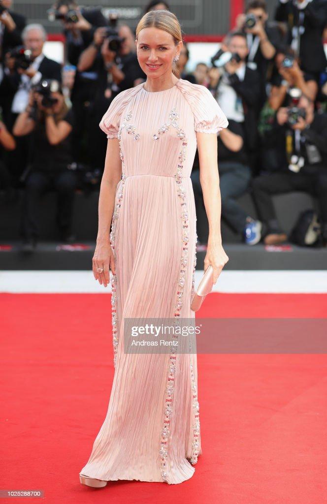 Roma Red Carpet Arrivals - 75th Venice Film Festival : News Photo