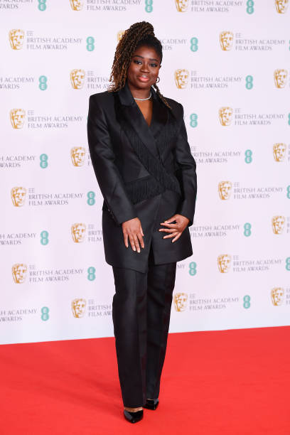 GBR: EE British Academy Film Awards 2021 - Arrivals