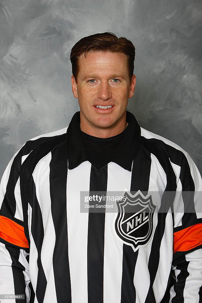 Official Kelly Sutherland poses for his official headshot for the 2011-2012 season on September 14, 2011 in Thornbury, Ontario, Canada.