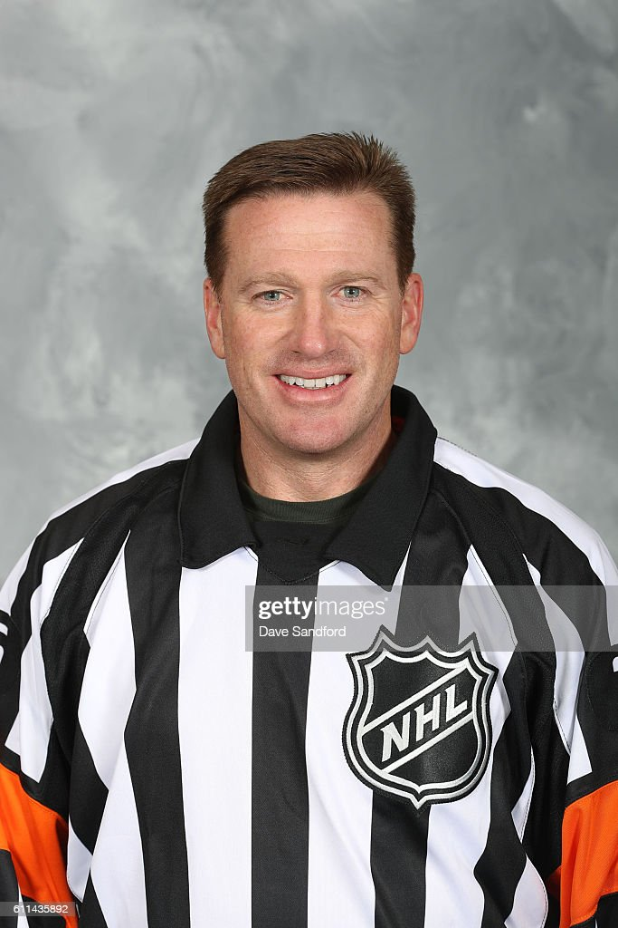Official Kelly Sutherland poses for his official headshot for the 2016-2017 season on September 13, 2016 at the Harborcenter in Buffalo, New York, United States.