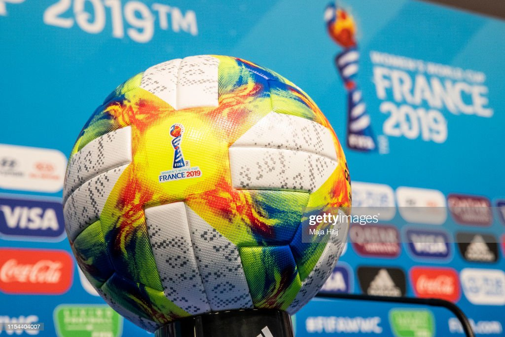 Germany Press Conference & Training - FIFA Women's World Cup France 2019 : ニュース写真
