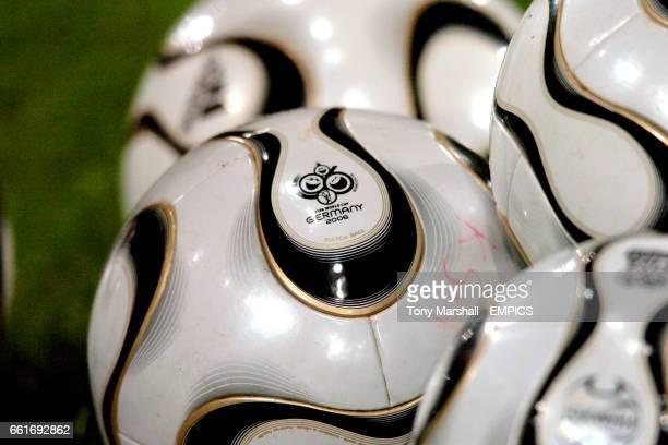Official Matchball World Cup 2006 Teamgeist